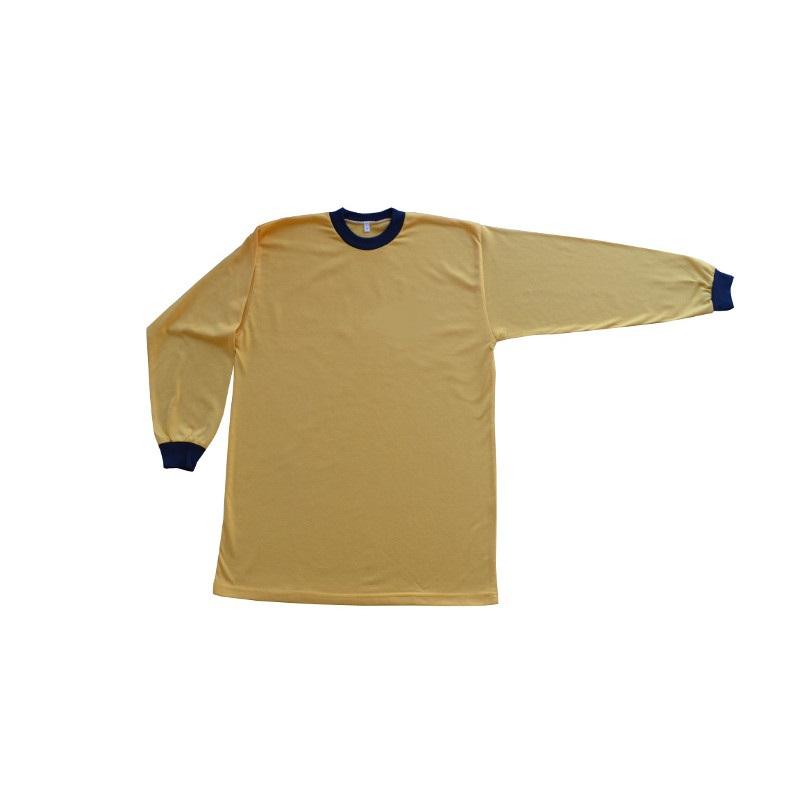 Camiseta amarilla ml - Uniformes escolares ROMEU SENDROS
