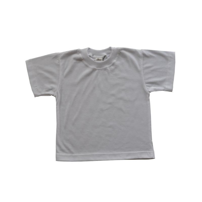 Camiseta mc - Uniformes escolares ROMEU SENDROS